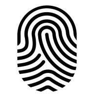 fingerprint-scanned-finger-icon