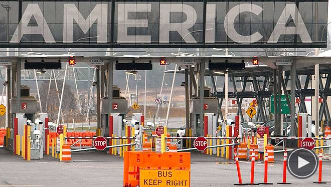 American-Border